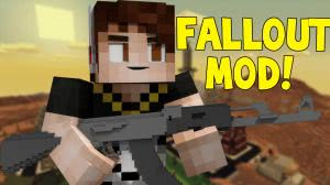 The Fallout mod - фоллаут мод [1.8] [1.7.10] [1.5.2]