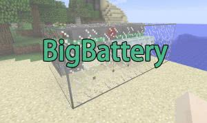 BigBattery - большие аккумуляторы [1.11.2]