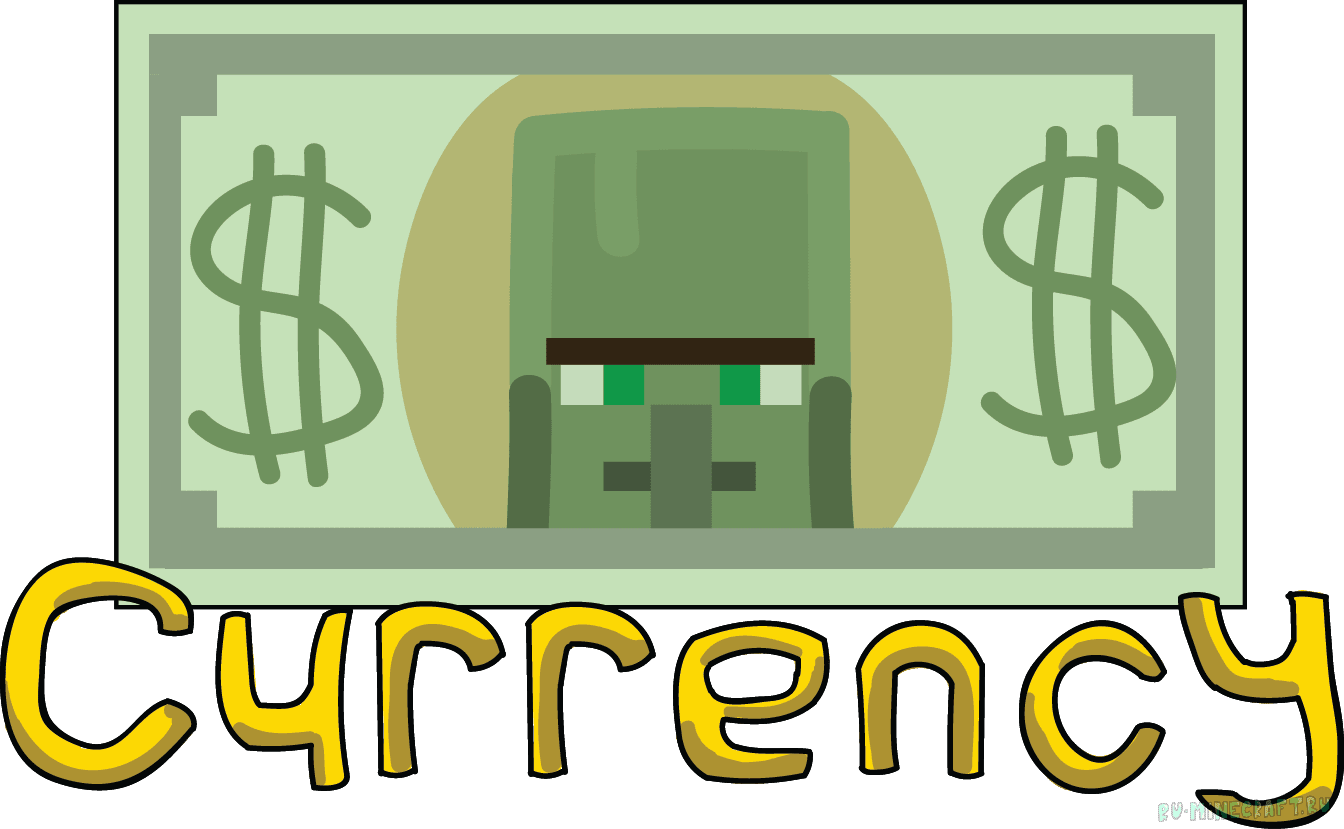 Good Ol' Currency - валюта [1.12.2] [1.11.2] [1.10.2]