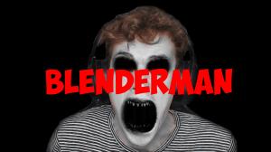 Blenderman - хоррор карта [1.9+]