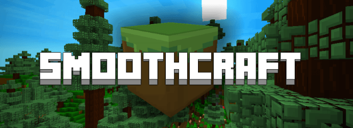 Smoothcraft [1.12|1.11.2|1.10.2|1.9|1.8][16px]