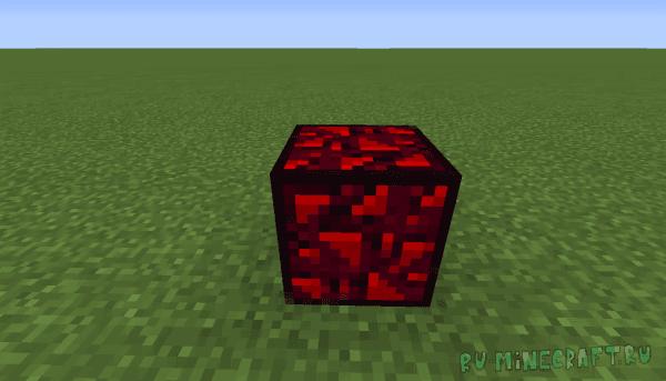 SuperJedi's Obsidian Mod - обсидиановая броня и блоки [1.11.2]