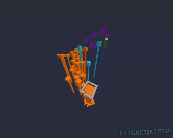Drunk Parkour - Паркур с изюминкой [1.12][Map]