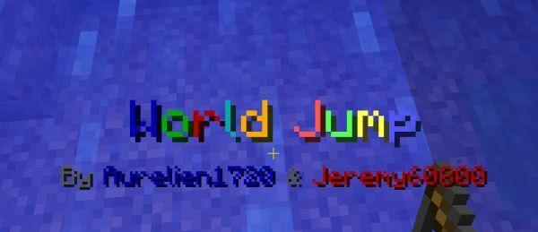 World Jump - паркур карта [1.12]