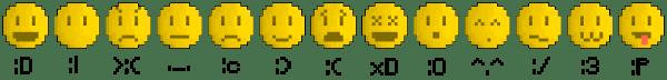 Emojiful - эмодзи в чате [1.12.2] [1.10.2]