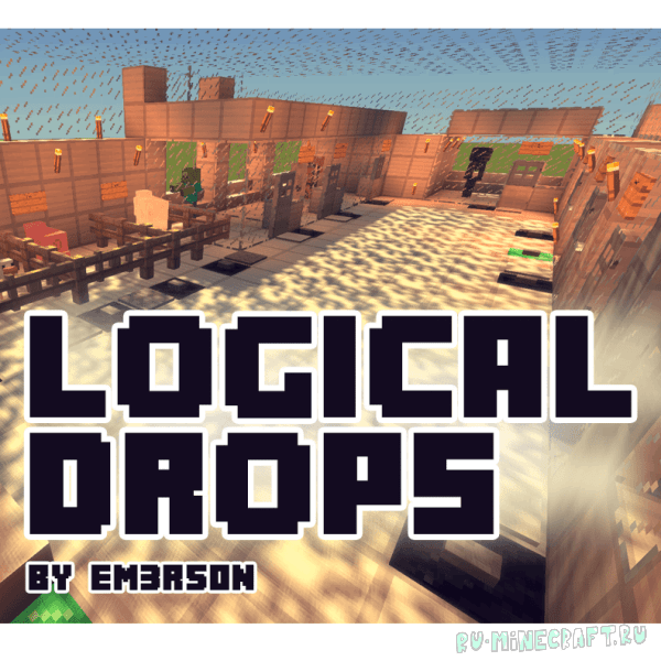 Logical Drops [1.12|1.11.2|1.10.2|1.9|1.7.10]