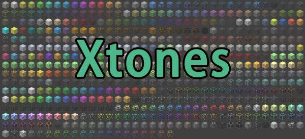 Xtones [1.12.1] [1.11.2] [1.10.2]
