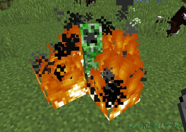 Creepers Fire [1.12.1] [1.11.2] [1.10.2] [1.7.10]