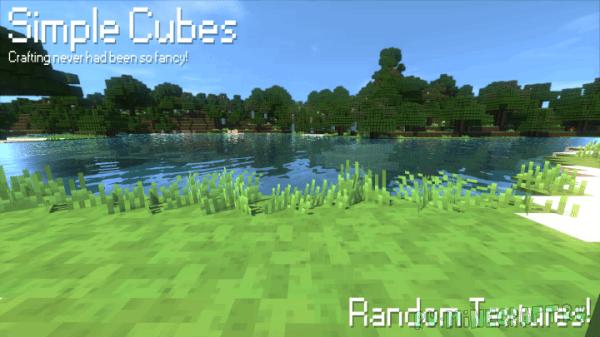 Simple Cubes! [1.13] [1.12.2] [1.11.2] [1.10.2] [16x16]