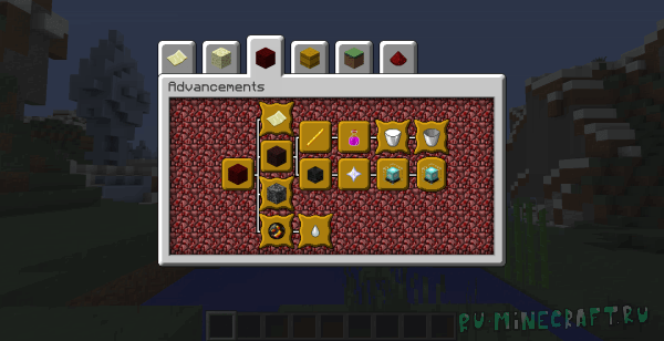 The HomchomMC Advancement Pack [1.12]