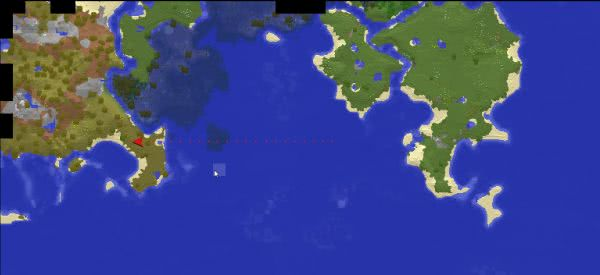 Xaero's World Map - карта мира [1.16.1] [1.15.2] [1.14.4] [1.12.2] [1.11.2] [1.8.9] [1.7.10]