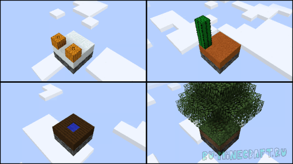 Void Island Control [1.12.2] [1.11.2] [1.10.2]