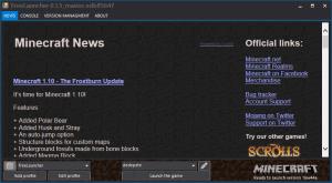 [Open Source] FreeLauncher – альтернативный пиратский лаунчер Minecraft