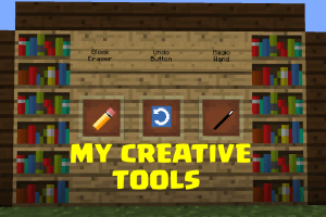 My Creative Tools - креативные инструменты [1.7.10]