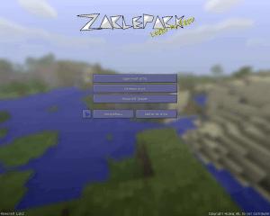 ZaclePack - ресурспак[1.10.2][128px]