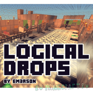 Logical Drops [1.12.2] [1.11.2] [1.10.2] [1.9] [1.7.10]