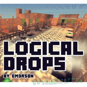 LogicalCraft - логичный дроп [1.12.2] [1.11.2] [1.10.2] [1.7.10]
