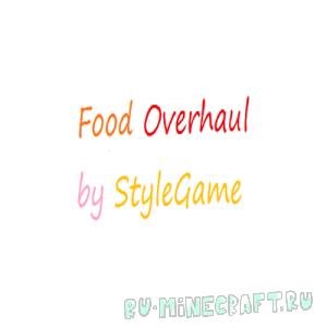 Food Overhaul [1.11.2] [1.10.2] [1.7.10]