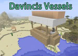 Davincis Vessels [1.12.2] [1.12.1] [1.10.2] [1.8.9] [1.7.10]
