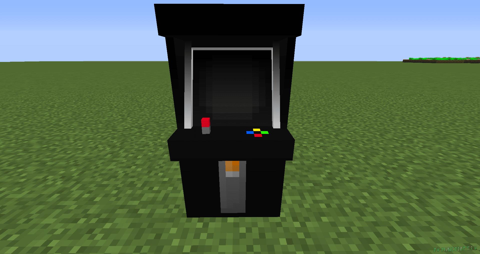 Скачать мод на игровые автоматы