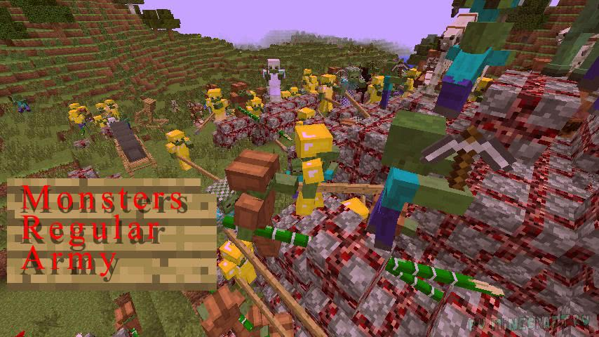 Моды для Майнкрафт   Minecraft 1.7.4