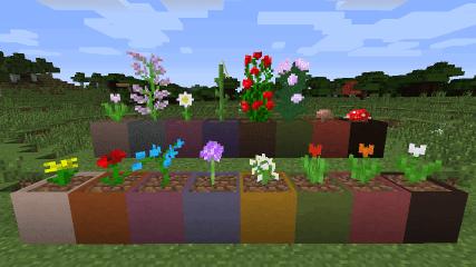Garden Stuff [1.12.2] [1.7.10]