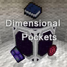 Dimensional Pockets II - карманное измерение [1.12.2] [1.11.2] [1.7.10]