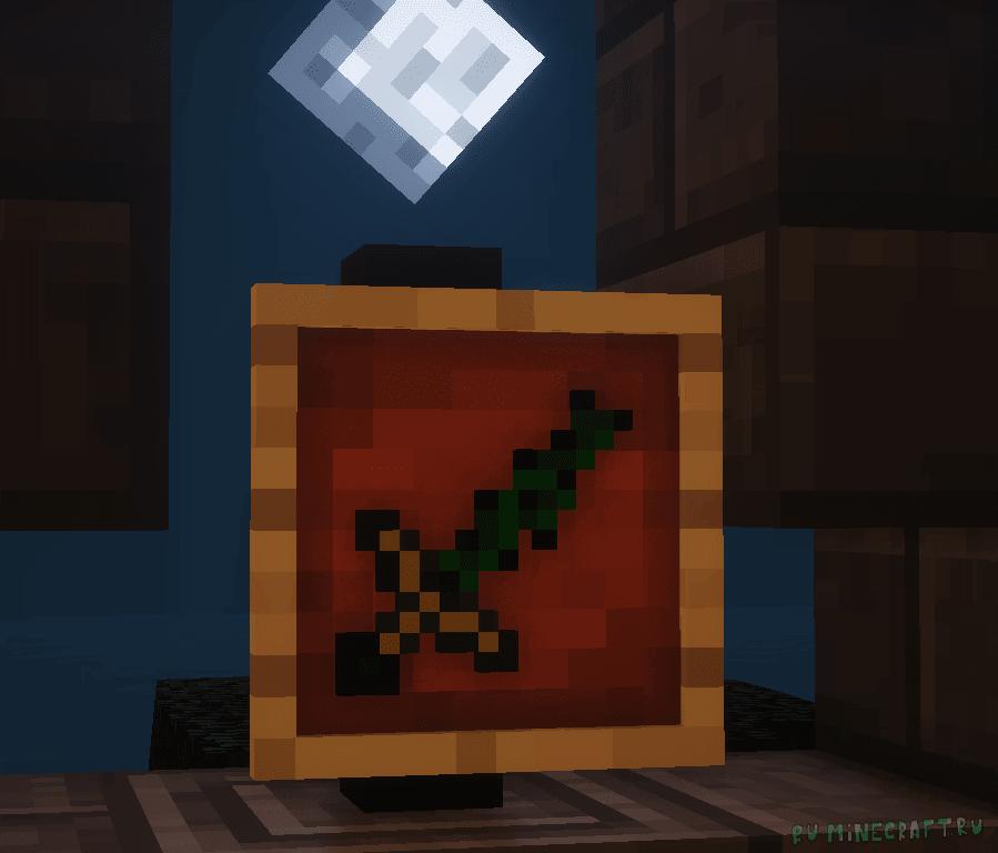 Cactus Sword Mod [1.11.2] [1.10.2]