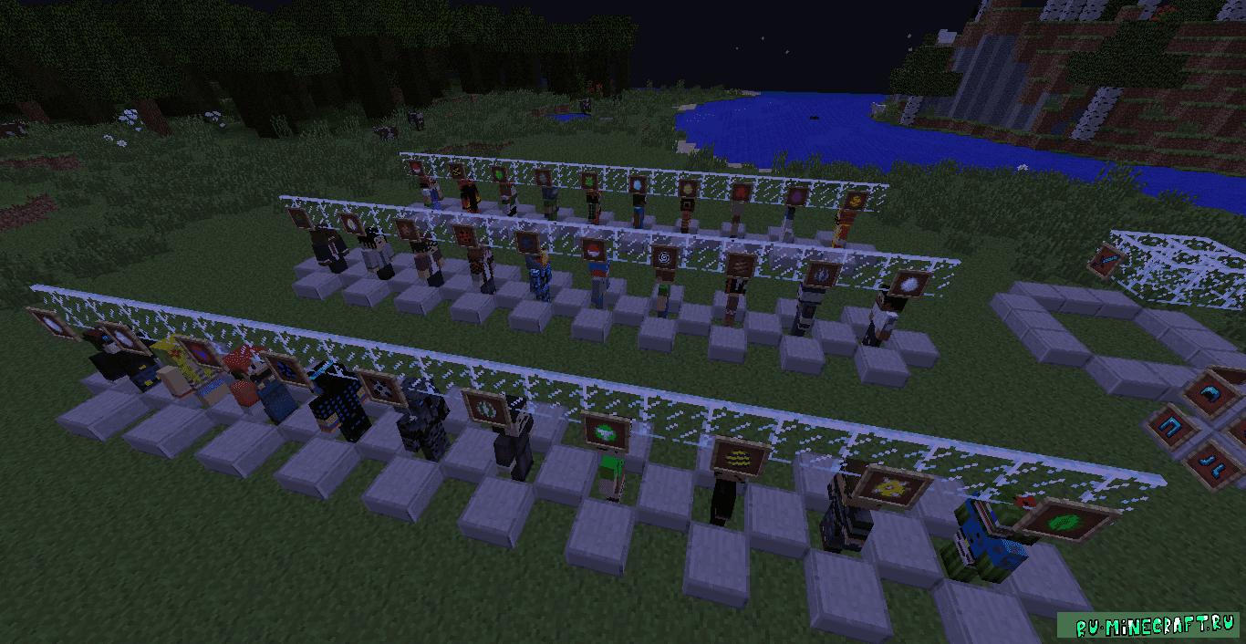 камины для minecraft 1.7.1 #11