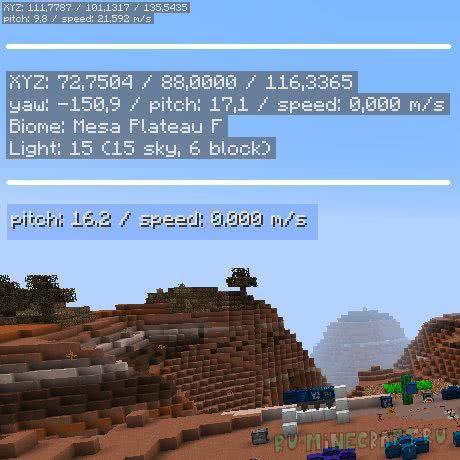 MiniHUD [1.12] [1.11.2] [1.10.2] [1.9.4] [1.8.9]