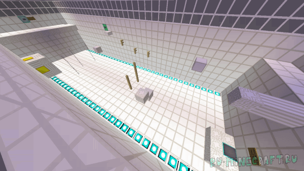 Heavenly Hopper - карта для прыжков [1.12]