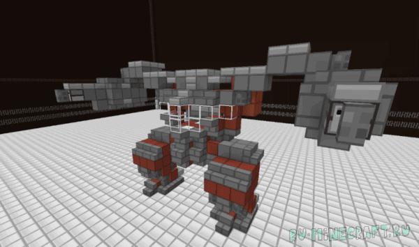 Epic Robots Fight - битва роботов! [1.10+]