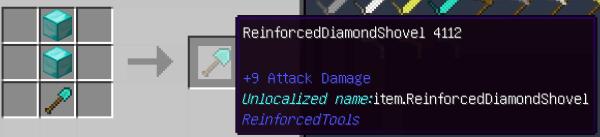 ReinforcedTools [1.12.2] [1.11.2] [1.10.2] [1.9] [1.8.9] [1.7.10]