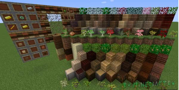 The Natural Woods [1.11.2]