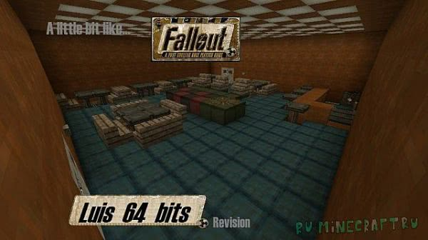 Fallout Luis's revision [1.12] [16x16]