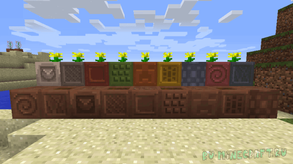 Modular Flower Pots [1.7.10] [1.7.2] [1.6.4]