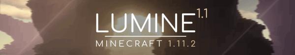 Lumine 1.1 - сборка с простыми модами [1.11.2] [Сборка]