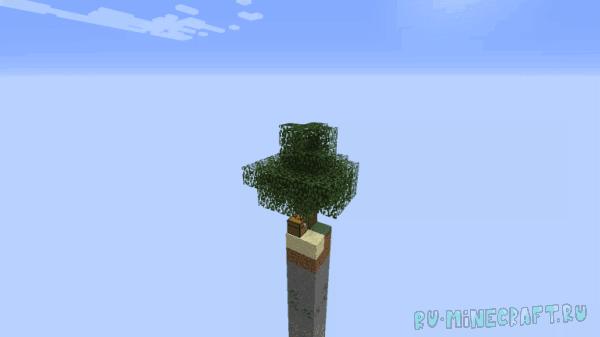 4 Block Survival - Skyblock v2.0 [1.9+]