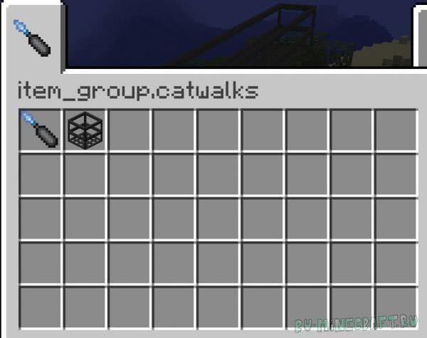 Catwalks 3 Mod [1.12.1] [1.12] [1.8.9] [1.7.10]