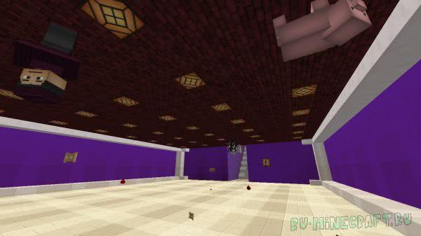 Лучший механический дом в minecraft [1.12.2] [1.12.1] [1.12] [MAP]