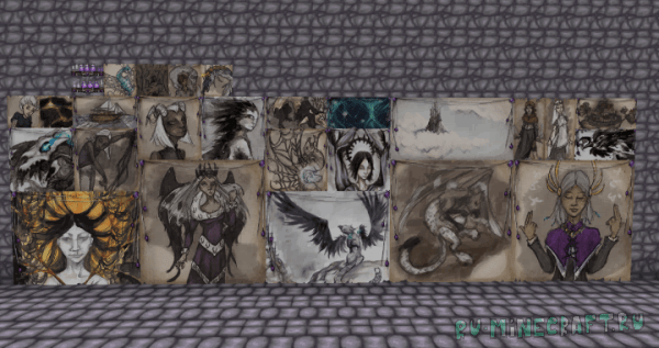 Wolfhound Fantasy [1.15.1] [1.14.4] [1.12.2] [1.11.2] [64x]