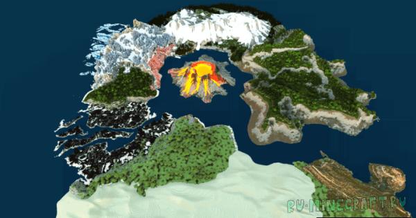Trise - остров [1.12]