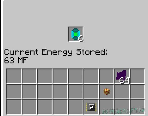 Exponential Power [1.12.2] [1.11.2] [1.10.2]