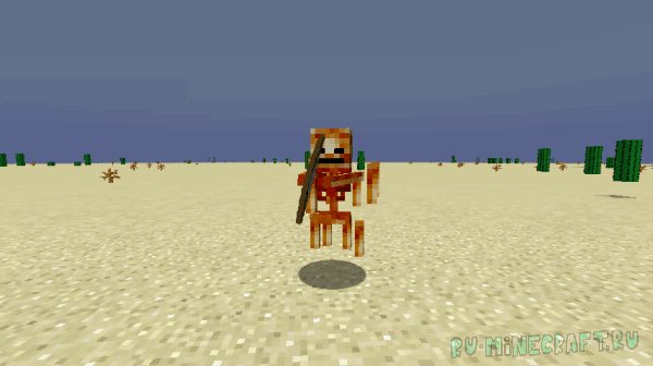 Mutated Mobs Mod [1.12.1] [1.12]