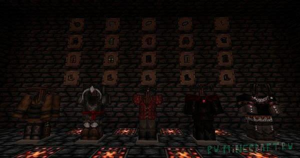 Wolfhound Dungeon [1.12] [1.11.2] [1.10.2] [64x64]