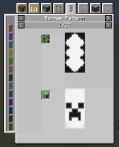Just Enough Pattern Banners [1.12.2] [1.11.2] [1.10.2]