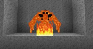 Magma Monsters - лавовый монстр [1.16.4] [1.12.2] [1.11.2] [1.10.2]