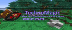 NyantaCraft-Техно-магическая сборка [Сборка][1.7.10]
