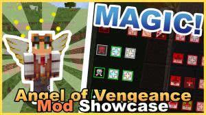 Angel of Vengeance Mod (AoV) [1.15.2] [1.14.4] [1.12.2] [1.11.2] [1.10.2]