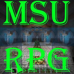 MSU: RPG [1.12.2] [1.11.2] [1.10.2]